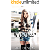 IN TOO DEEP (Crossdressing, Feminization, First Time) (English Edition)