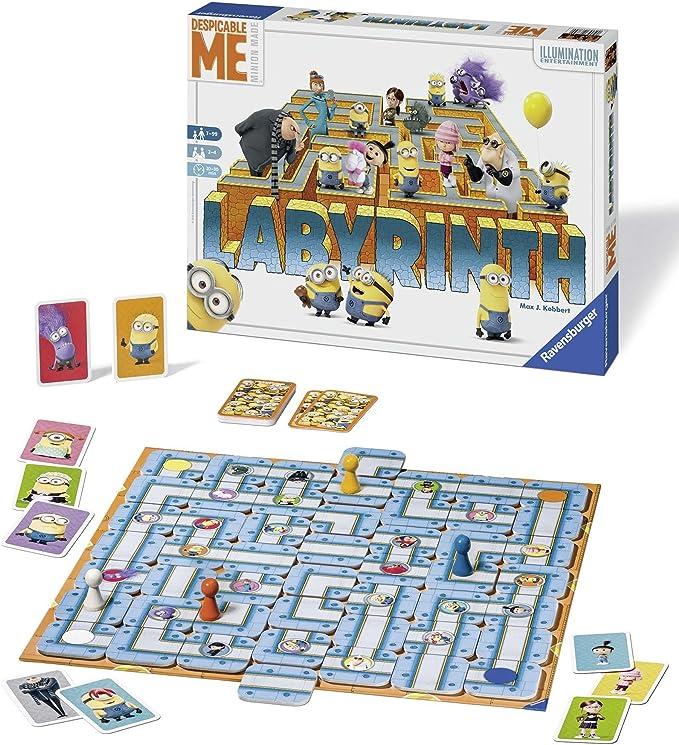 MINIONS Minions-267309 Juegos (Ravensburger 26730): Amazon.es: Juguetes y juegos