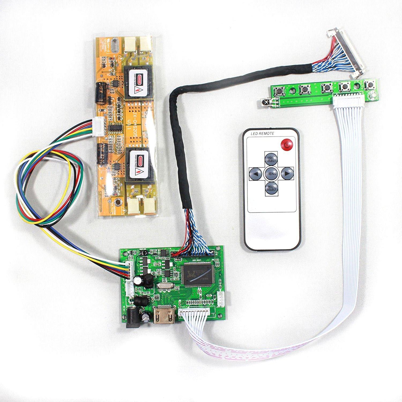 vsdisplay HDMI LCDコントローラボードWork for 17
