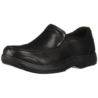 Dunham Men's Battery Park Service Shoe, Black, 180 4E US | Fashion Sneakers
