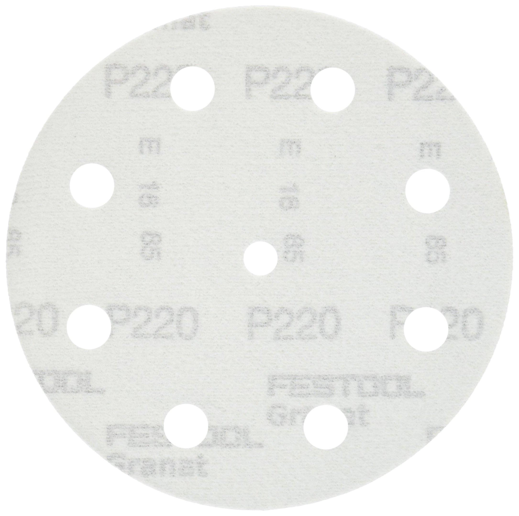 Festool 497150 P320 Grit Pack of 10 Granat Abrasives