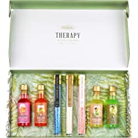 Modern Gourmet Foods, Gin Therapy Cocktail Kit, Includes 4 Cocktail Mixers and Edible Pearl Garnish (Contains NO Alcohol…