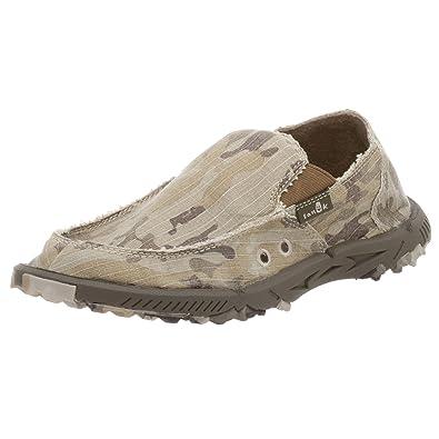 4eb6f17632af4 Amazon.com | Sanuk Men's SUV Sandal Shoe, Camo, 7 M | Sandals