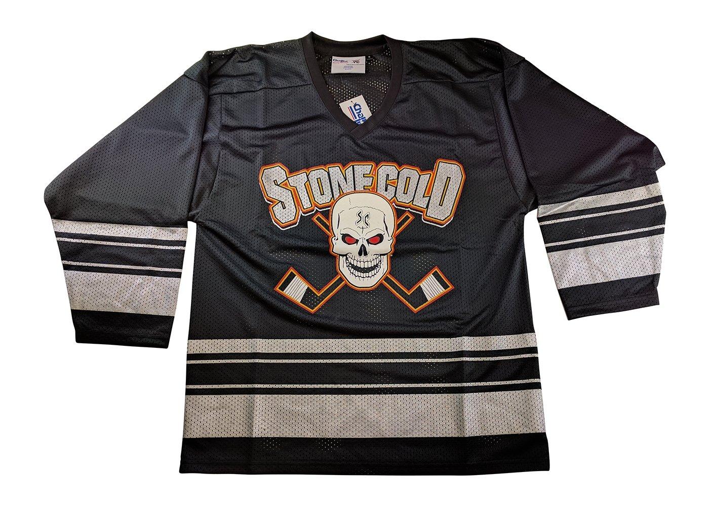 Stone Cold Steve Austin 3:16 Mens WWE Chalkline Hockey Jersey-M by Chalk Line