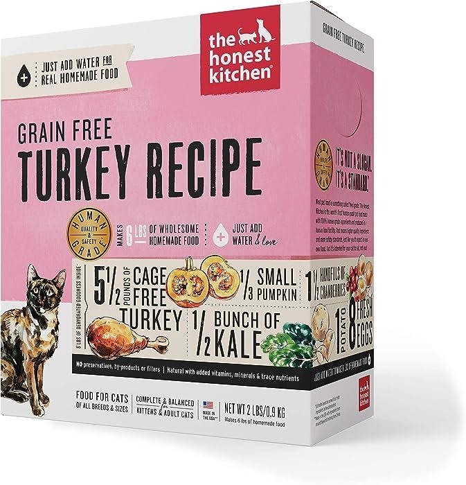 Top 10 The Honest Kitchen Grain Free Dog Food Turkey