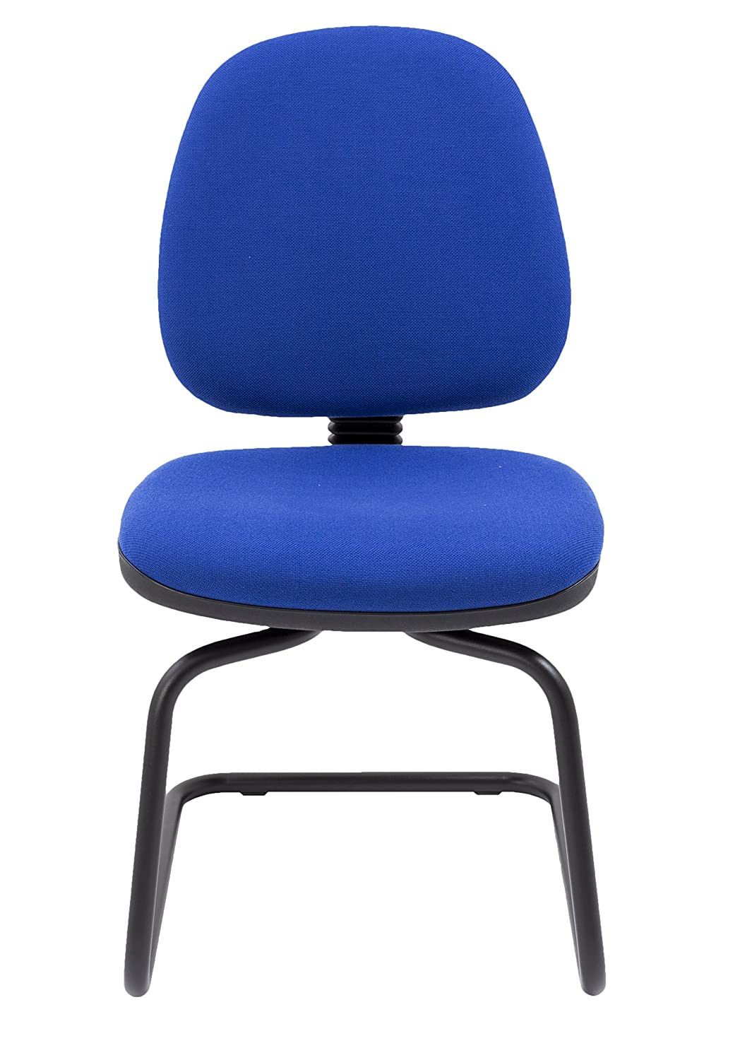 Office Hippo Mid Back Visitor Chair, Fabric - Royal Blue TC Group OHS0086RB
