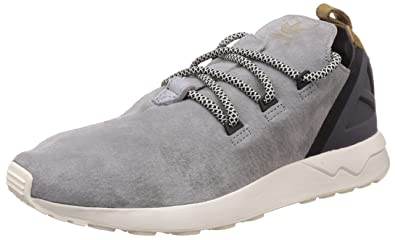 Adidas ZX Flux ADV X, light onix/craft khaki/chalk Blanc, 8