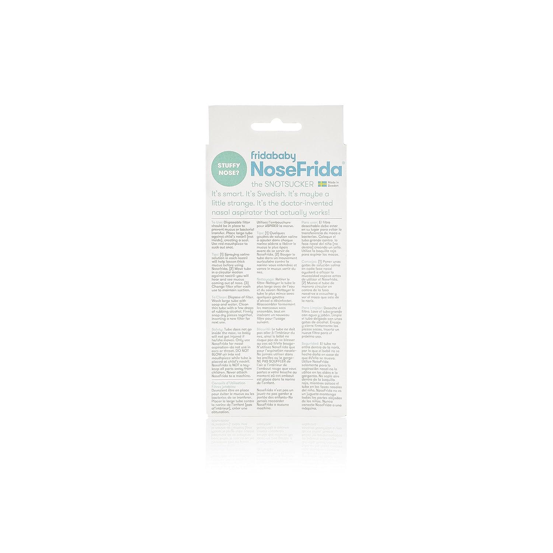 Amazon : Nosefrida The Snotsucker Nasal Aspirator : Baby Health And  Personal Care Kits : Baby