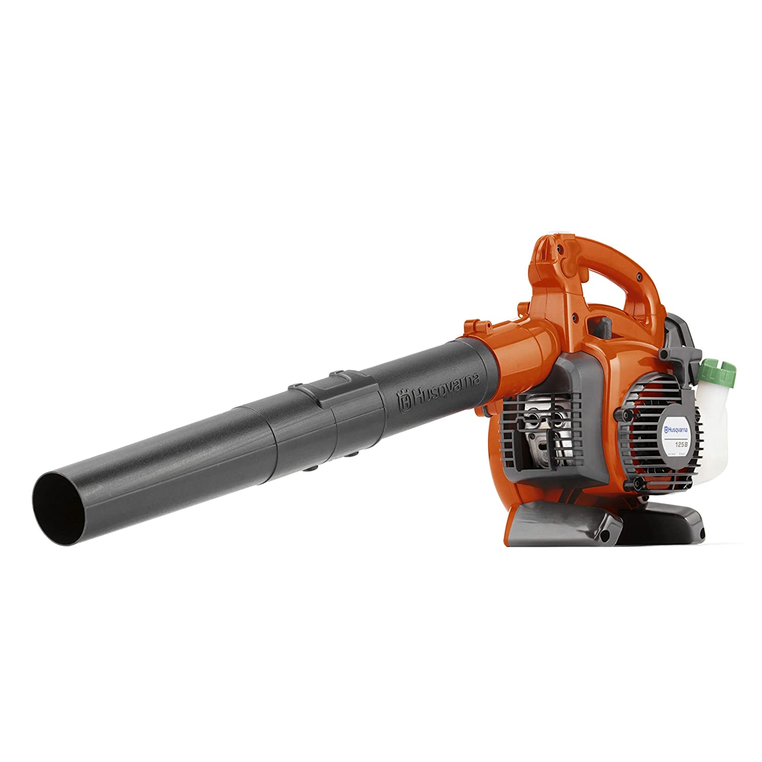 Everything You Need To Know About Leaf Blowers Makita Blower Wiring Diagram 7 Husqvarna 952711925 125b 28cc 2 Stroke 170 Mph Gas Powered Handheld