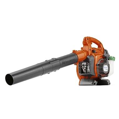 Husqvarna 125B, 28cc 2-Cycle Gas 425 CFM 170 MPH Handheld Leaf Blower