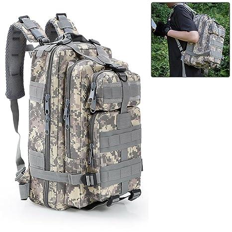 5d4adc3b9d TelDen Sport Outdoor Military Rucksacks Tactical Molle Backpack Camping  Hiking Trekking Bag