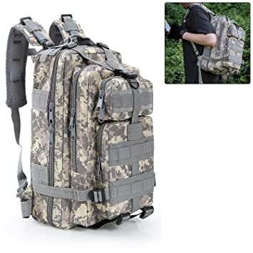 Sport Military Tactical Rucksacks Backpack Camping Hiking Trekking Bag Outdoor