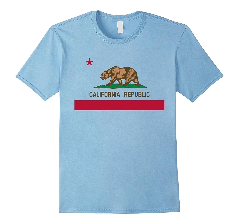 California Flag Shirt-Art