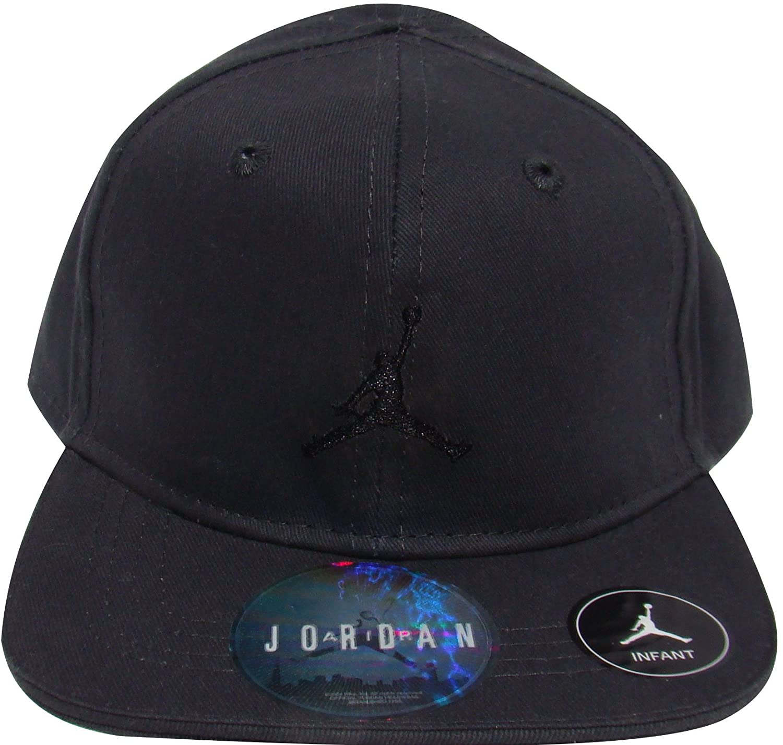 175bb68bf45 Amazon.com   Nike Jordan Jumpman Toddler Boy s Baseball Cap Adjustable    Sports   Outdoors