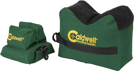 Image of Caldwell Deadshot Bolsa combinada Frontal y Trasera con construcción Duradera y Resistencia al Agua para Exteriores, Alcance, Tiro y Caza