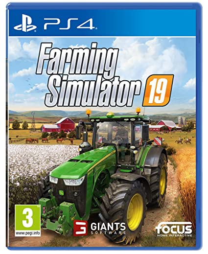 farming simulator 19 pc italiano  Farming Simulator 19 - Playstation 4: Focus Home Interactive: Amazon ...