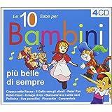 Le 10 Fiabe Per Bambini Piu' Belle Di Sempre (Box)