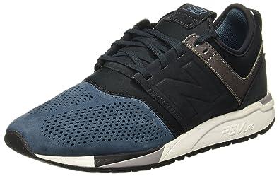 new balance Men's 247 V2 Navy Sneakers 11 UKIndia (45.5 EU