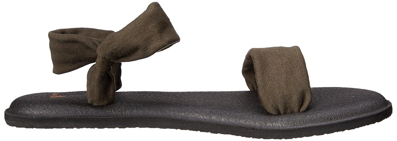 Sanuk Zehentrenner (Flip Flop) Charcoal Yoga Duet Charcoal Flop) - c56368