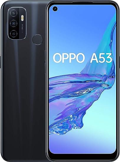 Amazon.com: OPPO A53 Dual-SIM 64GB ROM + 4GB RAM (GSM Only | No CDMA)  Factory Unlocked 4G/LTE Smartphone (Electric Black) - International Version