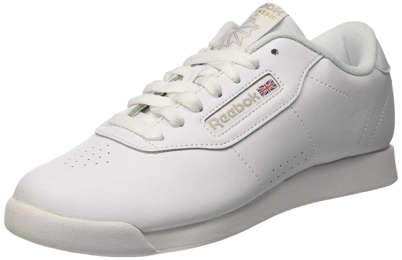 Reebok Princess, Zapatillas Para Mujer 35.5 EU Blanco (White 0)