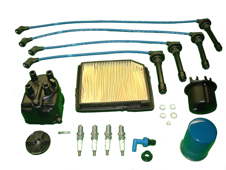 Tune Up Kit Honda Civic 1.6L 1988 to 1991 TBK