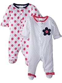 1dd56fee7 Baby Girl s One Piece Footies