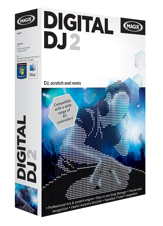MAGIX Digital DJ 2 for Mac [Download] MID012102