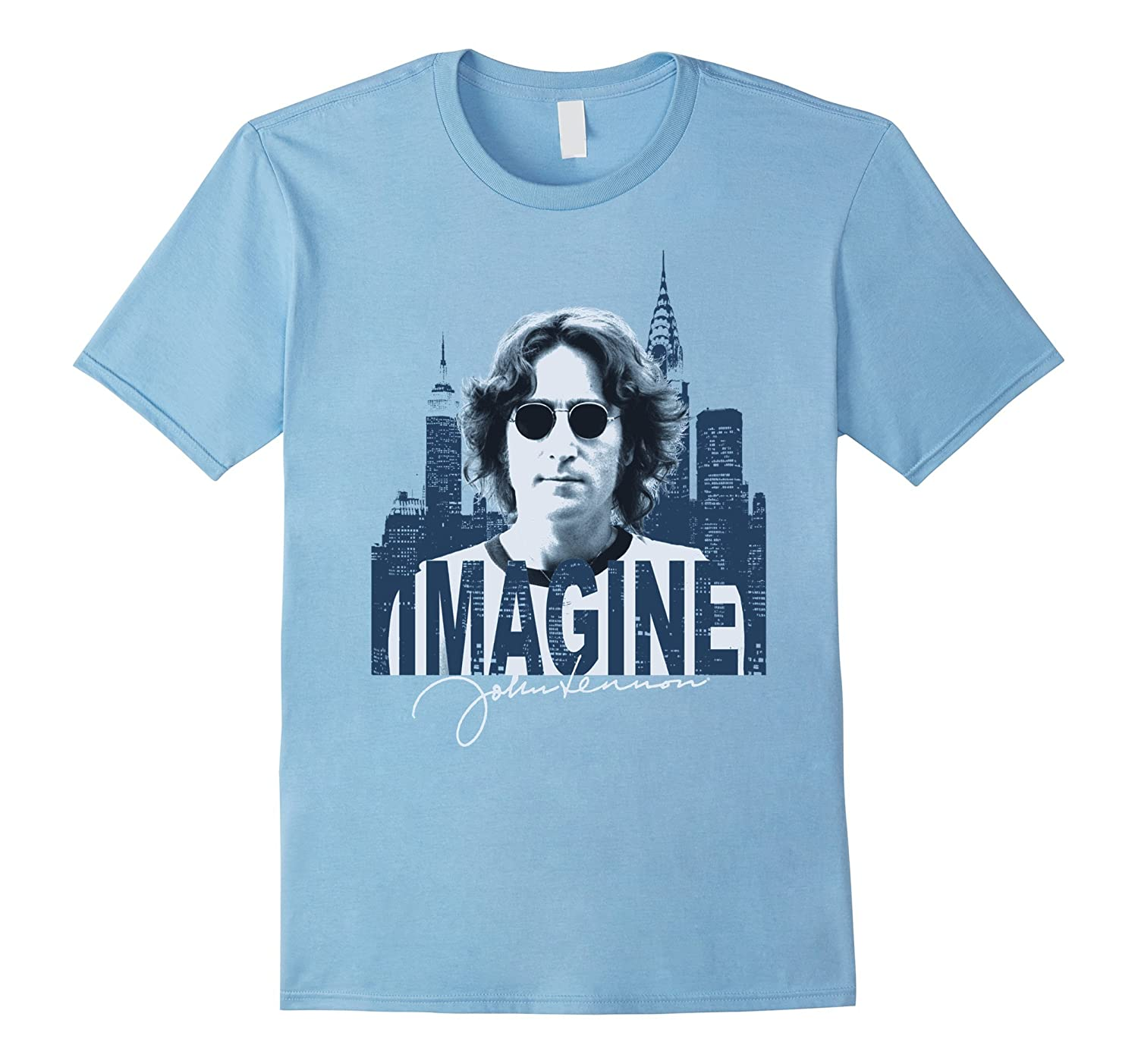 John Lennon - Sky T-Shirt-TH
