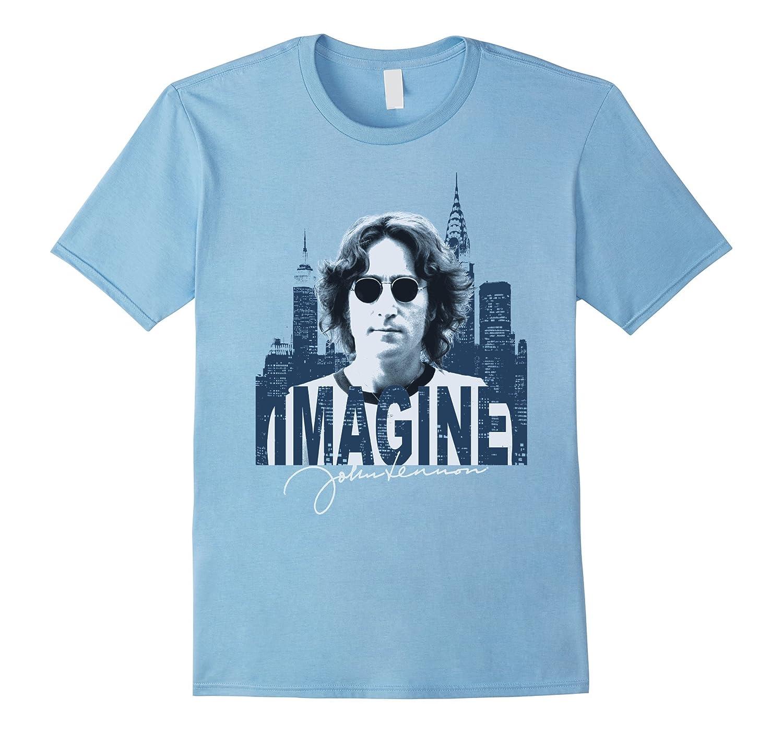 John Lennon - Sky T-Shirt-TH