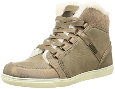 Pagan, Womens Hi-Top Sneakers Kaporal