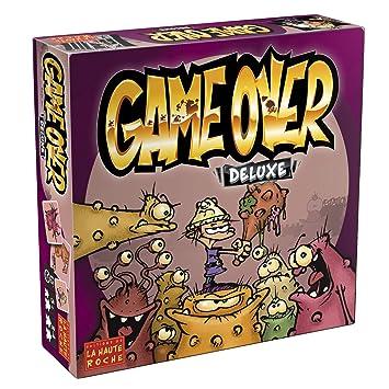 Asmodee Juego de Tarjeta, Game Over Deluxe, KG32DEL: Amazon.es ...