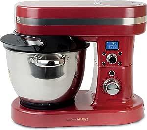 Cecomix Robot CECOMIXER Plus Que Cocina y amasa, 6 litros, Plata ...