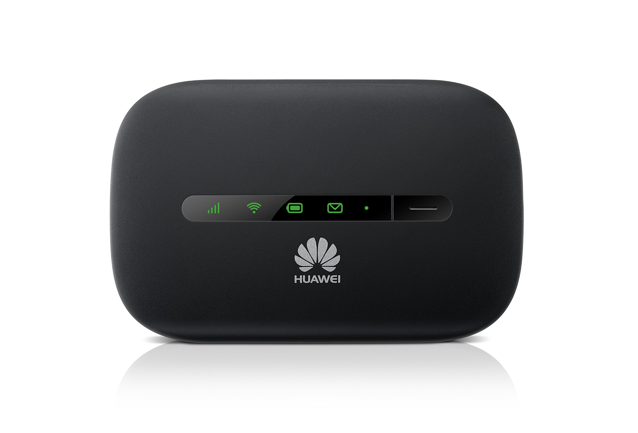 Huawei E5330Bs-2 3G Mobile WiFi Hotspot (3G in Europe, Asia, Middle East & Africa), OEM/ORIGINAL from Huawei. Black by HUAWEI