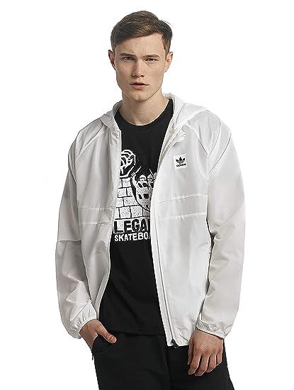 adidas BB Wind Jacket Chaqueta, Hombre: Amazon.es: Ropa y accesorios