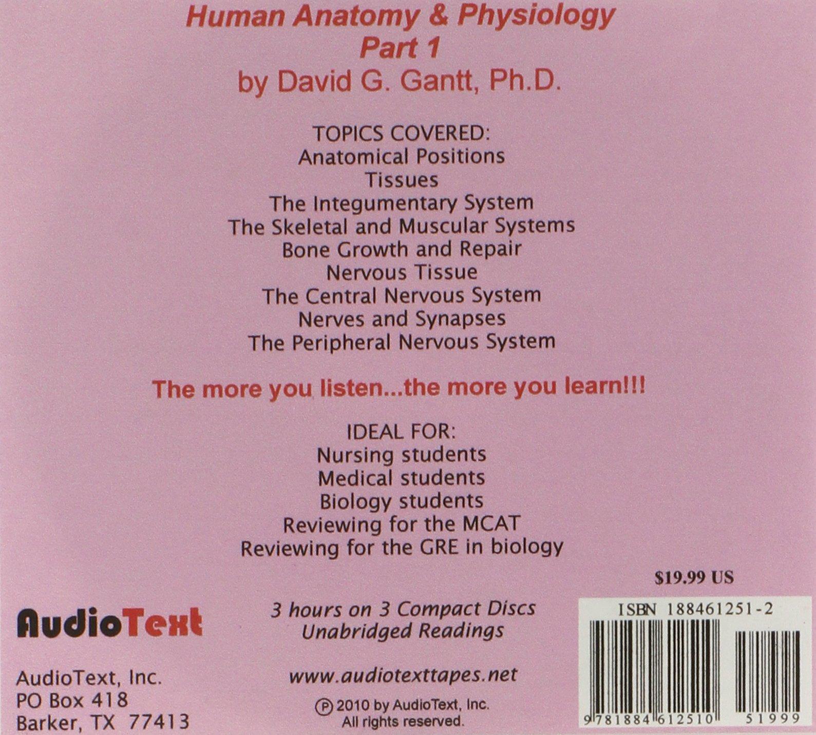 Human Anatomy & Physiology (Biology-on-disc): Amazon.co.uk: David G ...