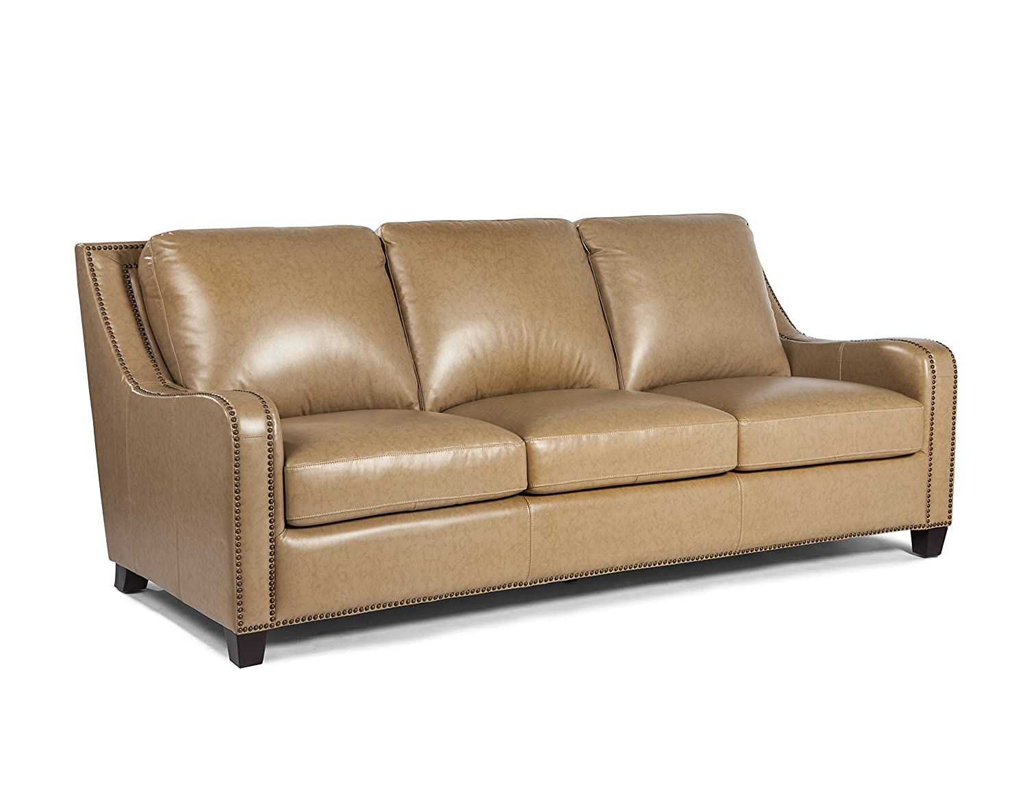 Lazzaro Leather Denver Collection WH-1636N-30-3336 Buckskin ...