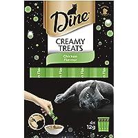 DINE Creamy Treats Chicken Flavour Cat Treats 32 x 12g pack
