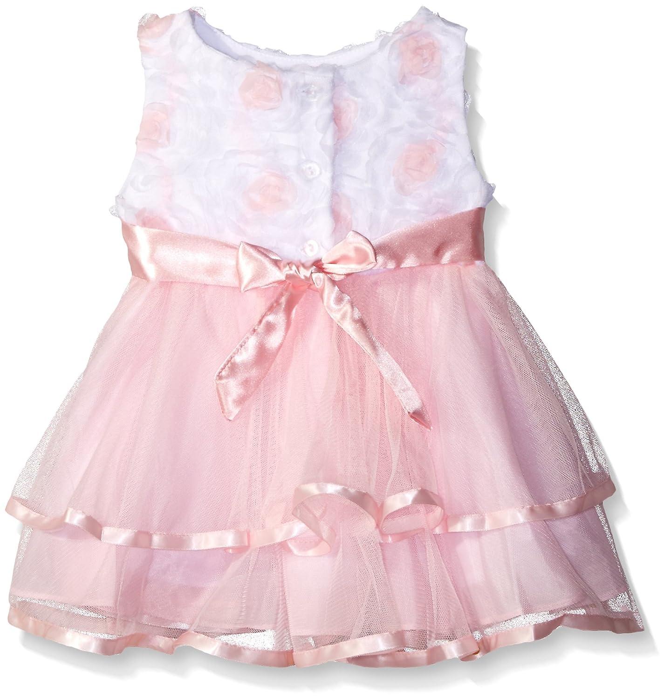 Amazon.com: Ediciones raras bebé rosa y blanco de las niñas ...