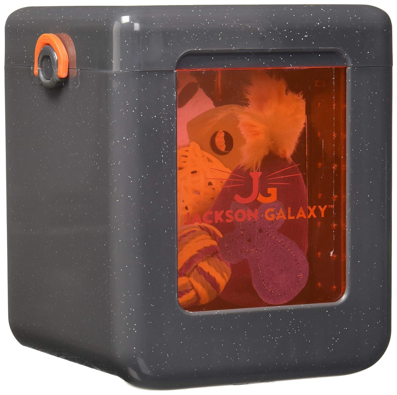 Small Jackson Galaxy 31410 Vault Cat Toy Marinater