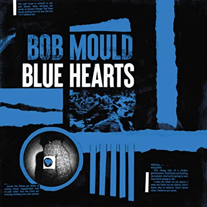Buy Bob Mould – Blue Hearts New or Used via Amazon