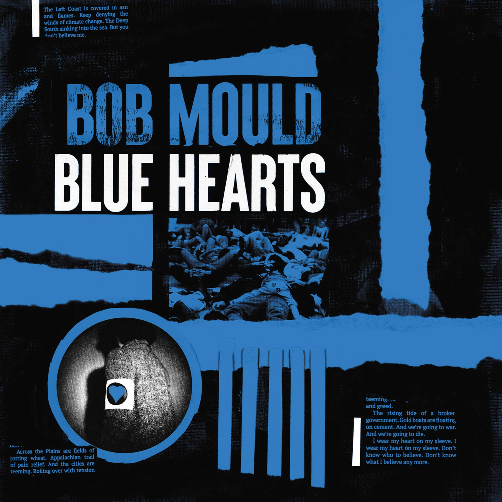 Book Cover: Blue Hearts