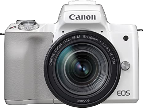 Canon EOS M50 + 18-150 mm MILC 24,1 MP CMOS 6000 x 4000 ...