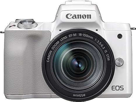 Canon EOS M50 + 18-150 mm MILC 24,1 MP CMOS 6000 x 4000 ...
