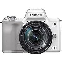 Canon EOS M50 weiß EF-M 18-150 Kit
