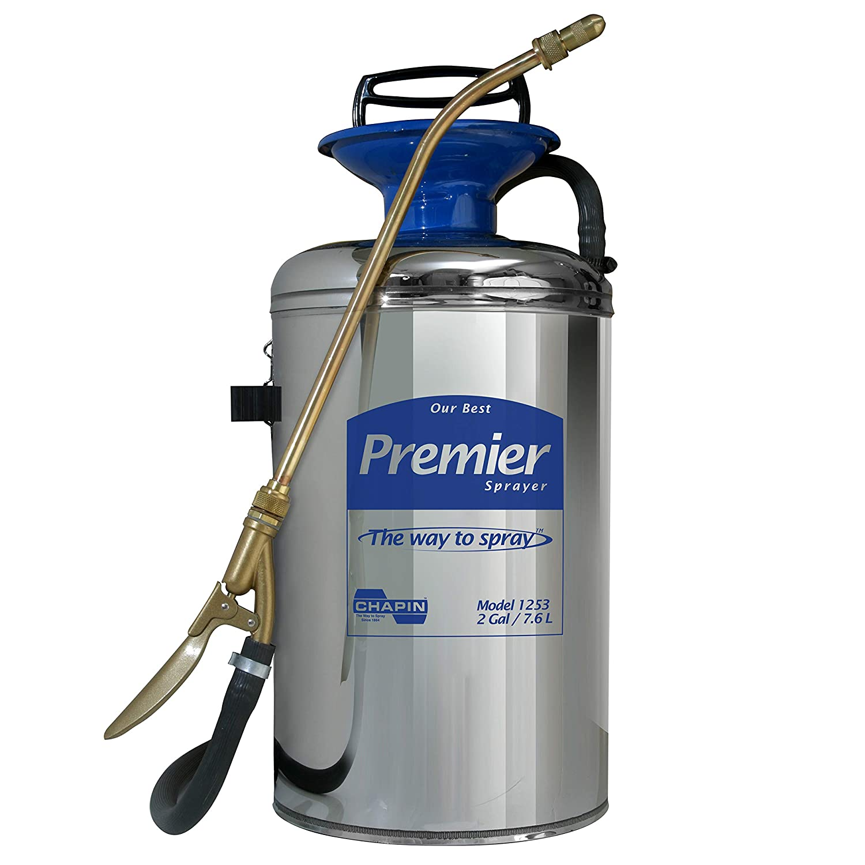 Chapin 2-Gallon Premier Series Stainless Steel Garden Sprayer