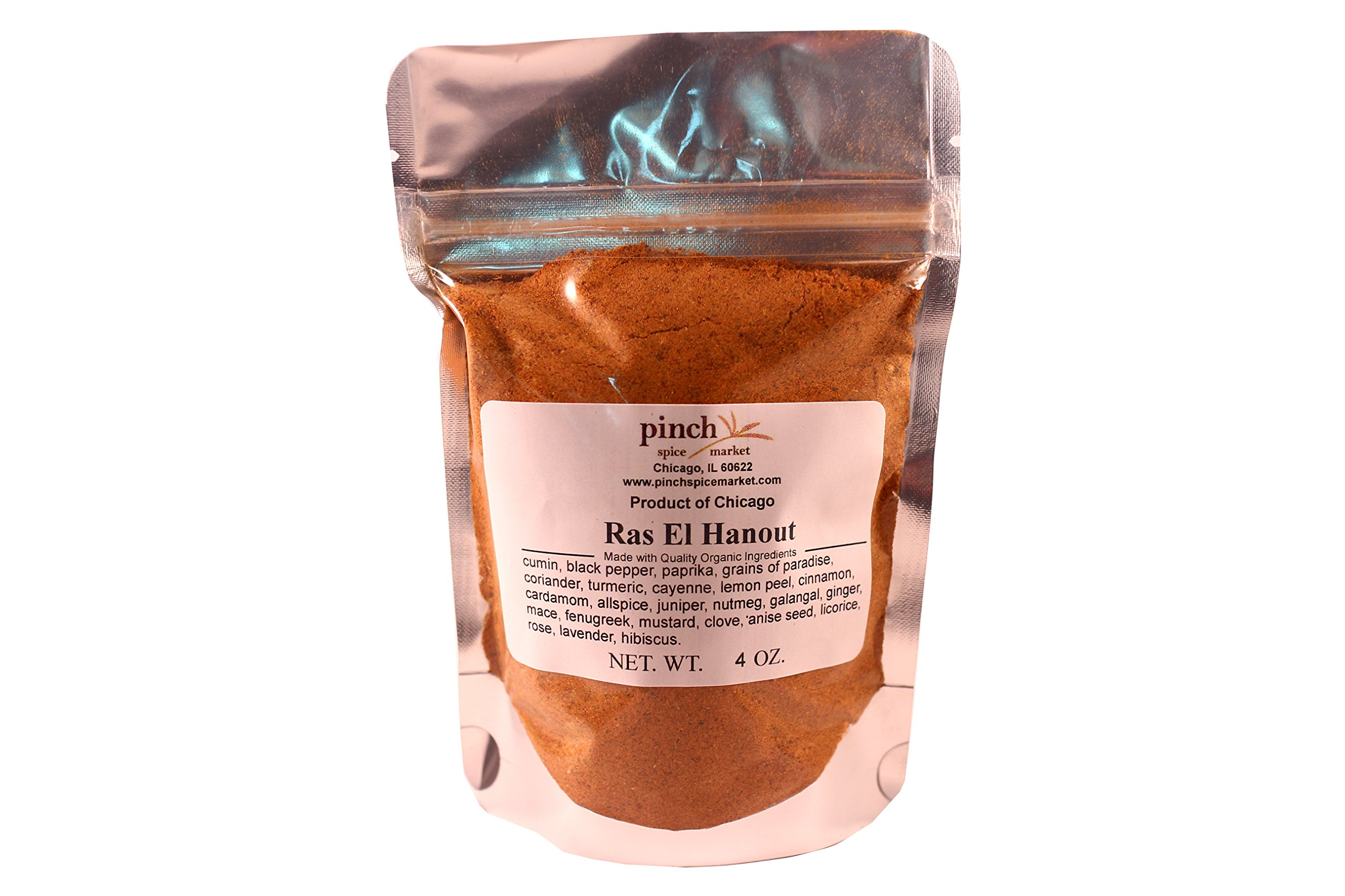Whole Foods Ras El Hanout Ingredients