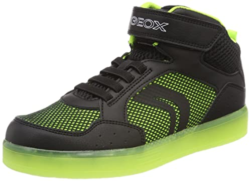 reputable site 2e3c6 8afe2 Geox Jungen J Kommodor Boy C Hohe Sneaker