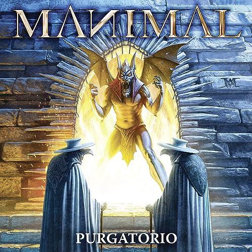Manimal - Purgatorio (Digipak)