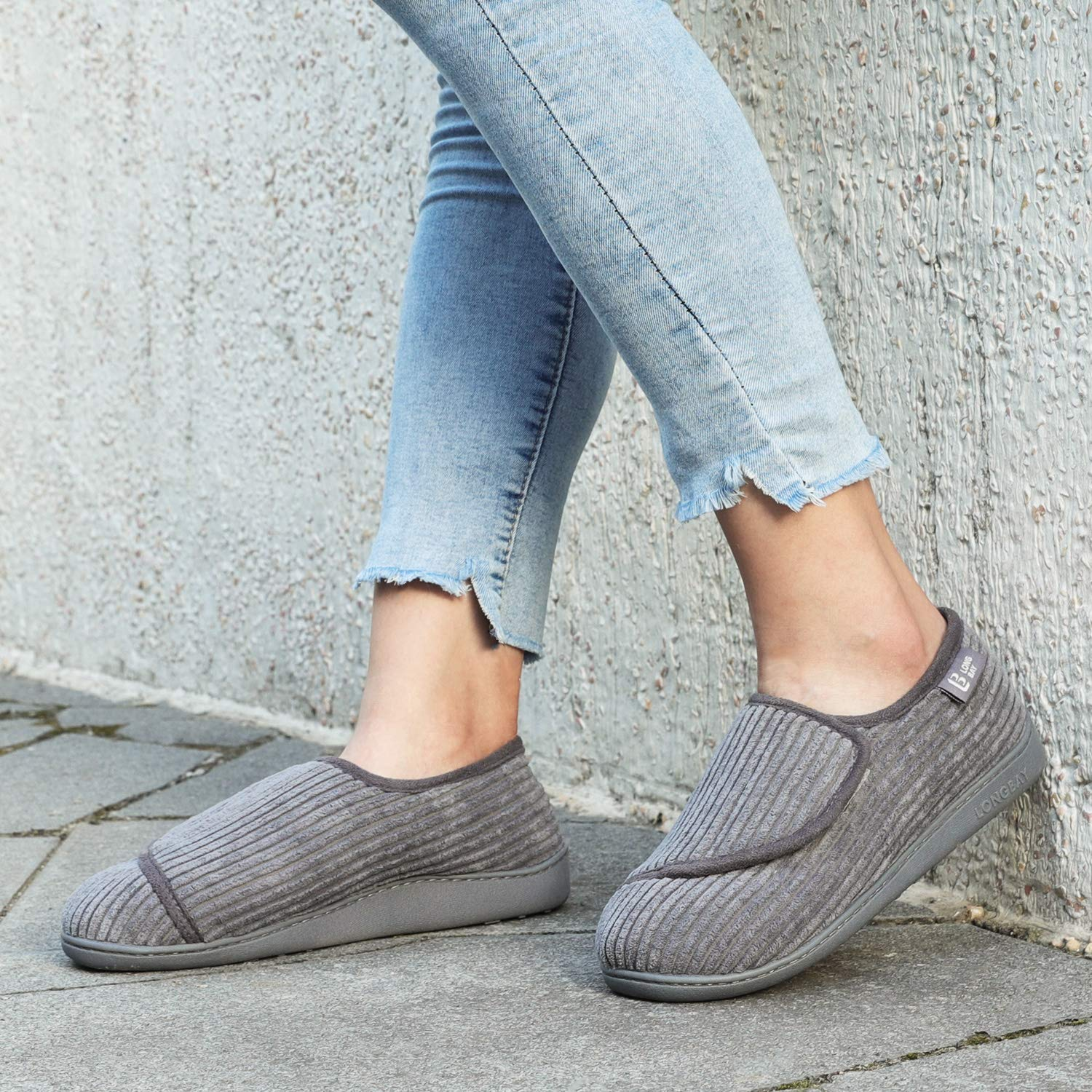 Chaussons pour Femme LongBay